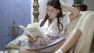 Brigitte Lahaie in vintage porn story